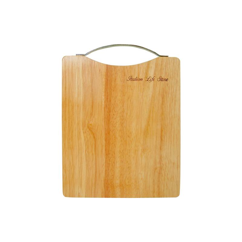 環保橡膠木-可掛式砧板 - 飛捷義大利生活館