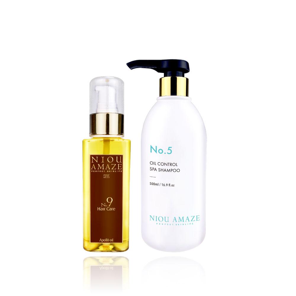 紐奇肌 髮質健康兩件組 - 紐奇肌 Niou Amaze