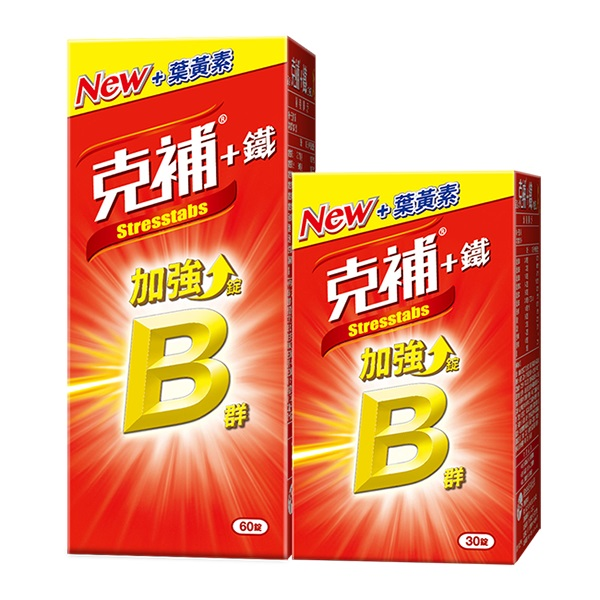 克補B群+鐵加強錠(60+30錠)【康是美】 - 康是美網購eShop