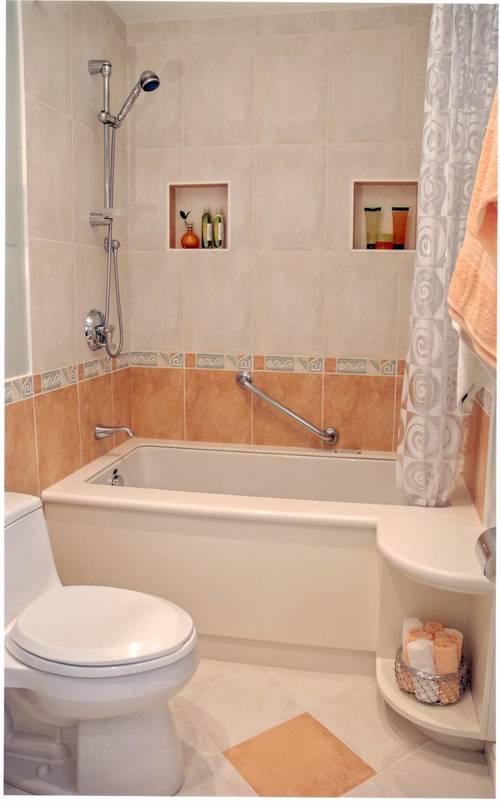 дизайн ванной комнаты с туалетом и окном 7