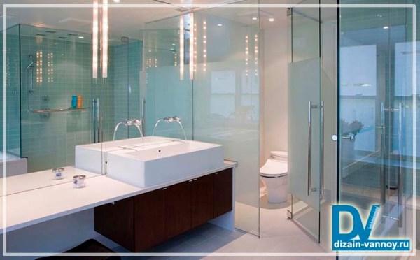 Чем оклеить или покрыть стены в ванной комнате (фото и видео)