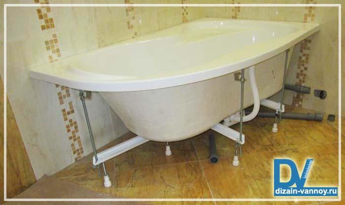 Paano gumawa ng acrylic bath