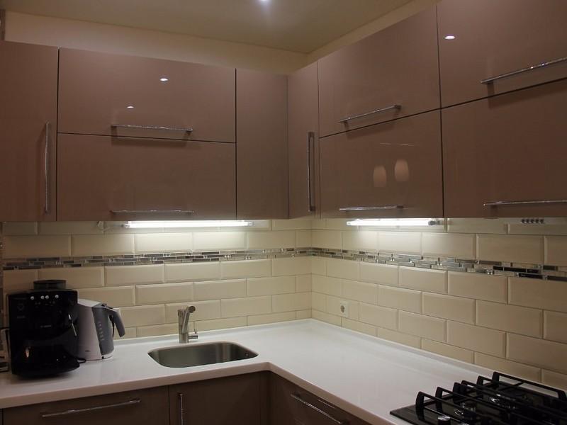 дизайн кухни 6 метров 7