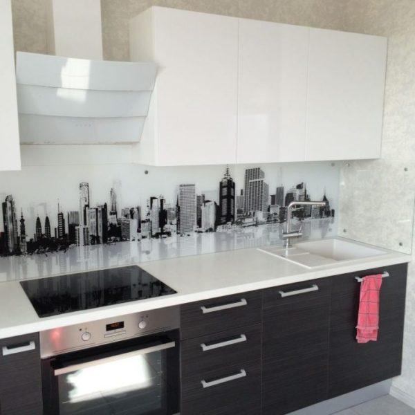 Скинали для кухни: ТОП-100 фото лучших новинок дизайна
