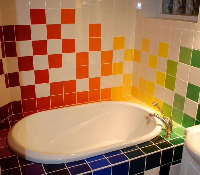 дизайн ванны в хрущевке 5