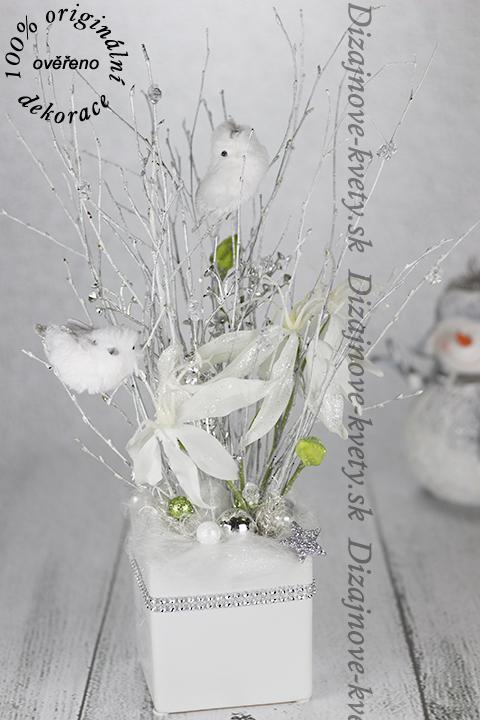 Zimný a Vianočný dizajn.