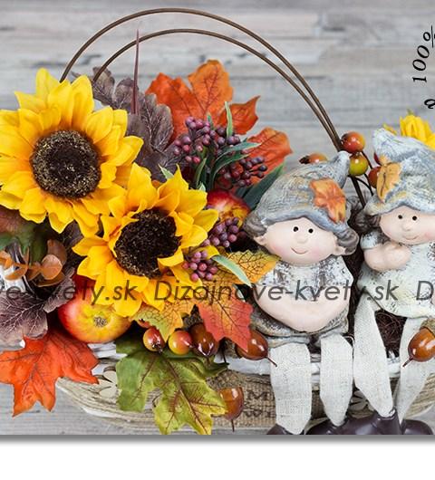 jesenné dekorácie, bytový dizajn, farebný jeseň, deti