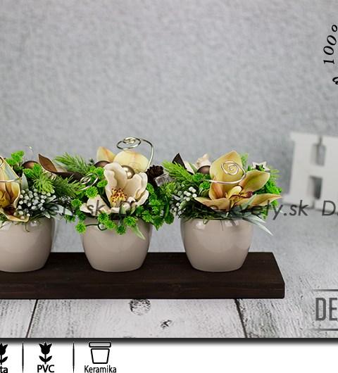 zlato, orchidea, vianočný stôl, vianočné dekorácie, design