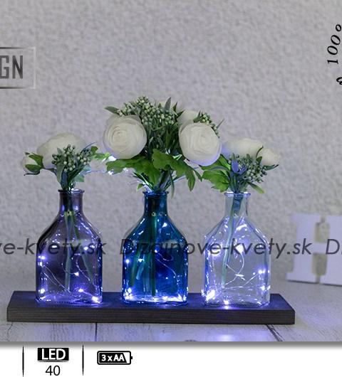 bytová dekorácia, dizajnové sklo, pivonky, ľad osvetlenie, dizajn
