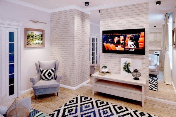 Маленькая квартира: стильный дизайн и лучшие интерьерные ...
