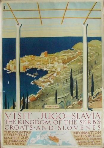 Dubrovnik - posjetite Jugoslaviju