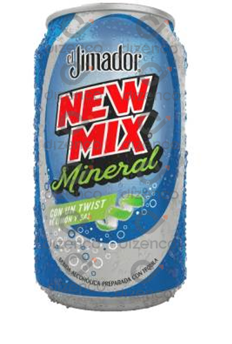 New Mix 350 Mineral Limon