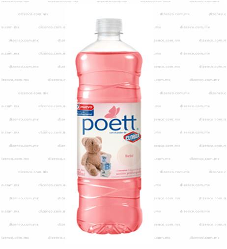 Clorox Poet Bebe 900