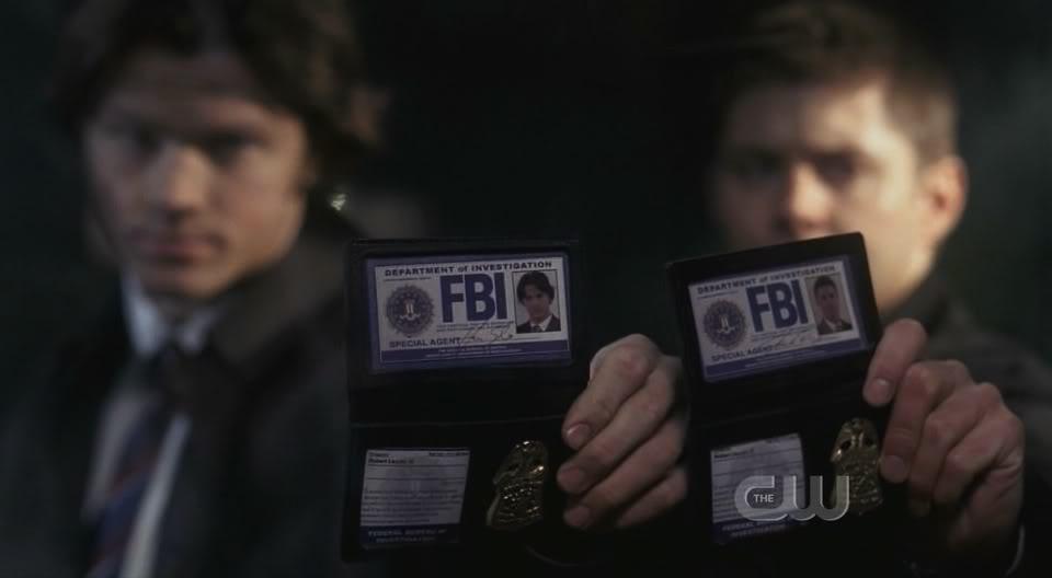 Sam Winchester, Dean Winchester, FBI, Winchester FBI, Supernatural