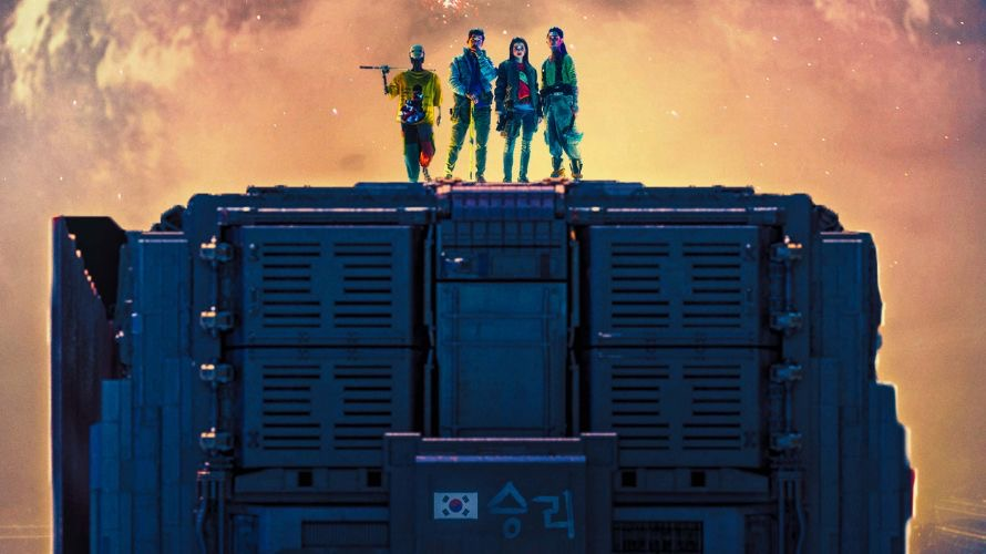 Space Sweepers - Netflix