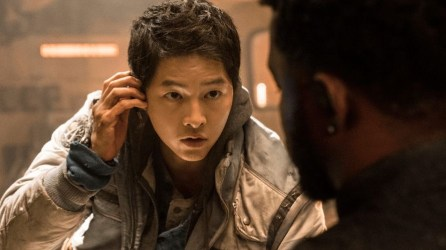 Space Sweepers - Song Joong-Ki Filmi