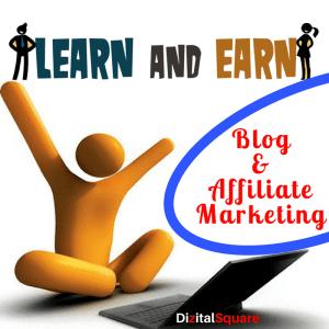 Blog & Affiliate Marketing