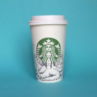 La vie secrète de la Sirène Starbucks // Abe Green.