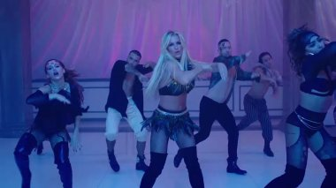 #7 Britney Spears - Slumber Party - 31 plays
