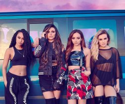 #7 Little Mix - 61 plays