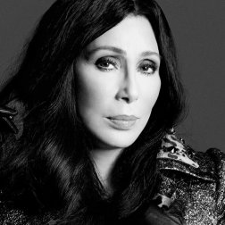 #8 Cher - 62 plays