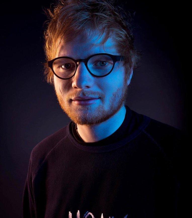 #1 Ed Sheeran - 206 plays