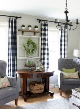 20 + Home Decor Ideas Living Room Rustic Farmhouse Style Ideas 13