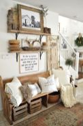 20 + Home Decor Ideas Living Room Rustic Farmhouse Style Ideas 26