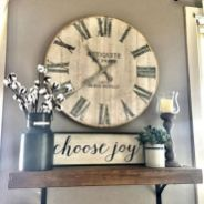 23 + Reason You Didn't Get Farmhouse Decor Living Room Rustic Wall 7