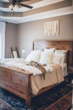 25+ Most Popular Master Bedroom Ideas Rustic Romantic Country 16