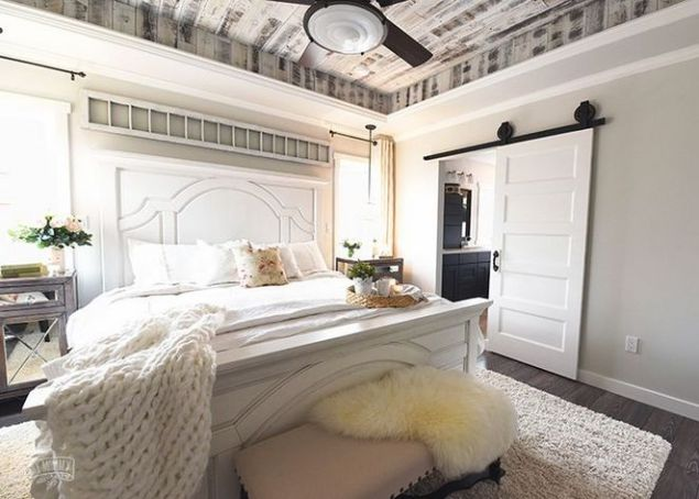 25+ Most Popular Master Bedroom Ideas Rustic Romantic Country 22