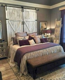 25+ Most Popular Master Bedroom Ideas Rustic Romantic Country 29