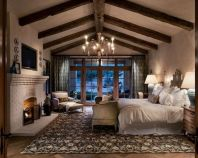 25+ Most Popular Master Bedroom Ideas Rustic Romantic Country 35