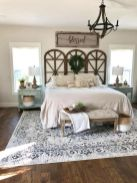 25 + That Will Motivate You Master Bedroom Ideas Rustic Farmhouse Style Bedding 11
