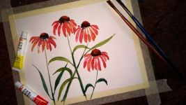 33 + Most Popular Ways To Watercolor Paintings Easy Step By Step Flower 40
