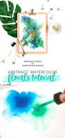 33 + Most Popular Ways To Watercolor Paintings Easy Step By Step Flower 85