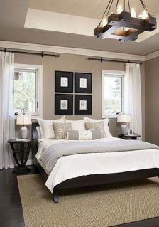 45+ Outstanding Millennial Small Master Bedroom Ideas On A Budget Diy Decor 14