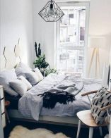 45+ Outstanding Millennial Small Master Bedroom Ideas On A Budget Diy Decor 22
