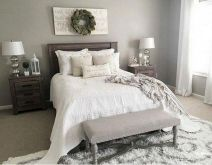 45+ Outstanding Millennial Small Master Bedroom Ideas On A Budget Diy Decor 43