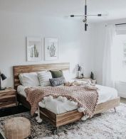 45+ Outstanding Millennial Small Master Bedroom Ideas On A Budget Diy Decor 55