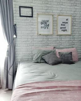 45+ Outstanding Millennial Small Master Bedroom Ideas On A Budget Diy Decor 7