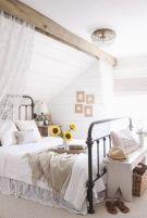 50+ Unbelievable Master Bedroom Ideas Rustic Farmhouse Style Decor 19
