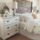 50+ Unbelievable Master Bedroom Ideas Rustic Farmhouse Style Decor 36