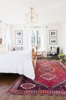50+ Unbelievable Master Bedroom Ideas Rustic Farmhouse Style Decor 46