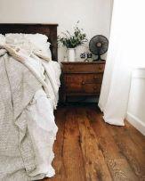 50+ Unbelievable Master Bedroom Ideas Rustic Farmhouse Style Decor 71