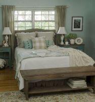 50+ Unbelievable Master Bedroom Ideas Rustic Farmhouse Style Decor 74