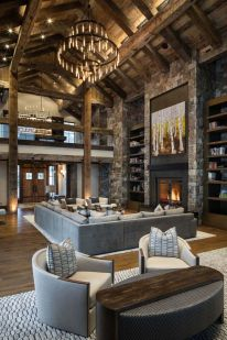 25+ Buying Contemporary Mountain Home 145