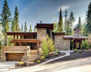 25+ Buying Contemporary Mountain Home 157