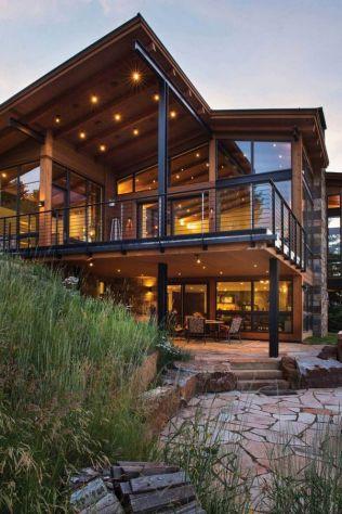 25+ Buying Contemporary Mountain Home 68