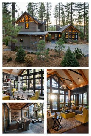 25+ Buying Contemporary Mountain Home 76